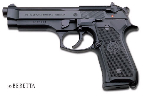 Beretta Pistola 98 FS Cal. 9x21