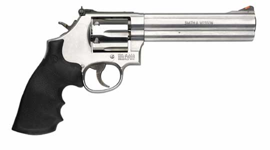 "Smith Wesson Revolver 686 6"" Cal. 357 Magnum"