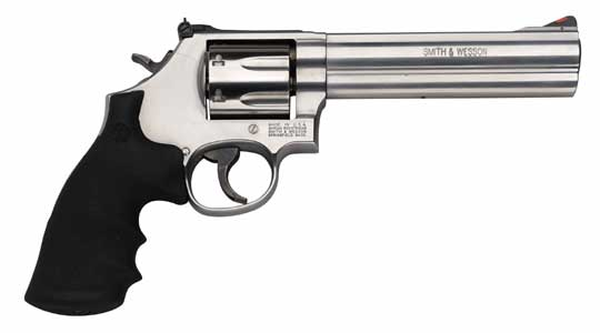 "Smith Wesson Revolver 686 6"" Plus Cal. 357 Magnum"