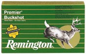 Remington Cartuccia Premier Buckshot Pallettoni