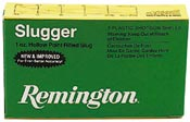 Remington Cartuccia Slugger Rifled Slugs Palla