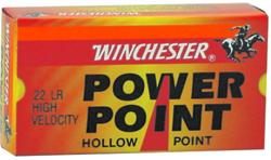 Winchester Munizione Power Point Cal. 22 l.r.