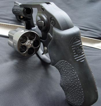 Ruger Revolver LCR Cal.38 Special 4