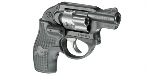 Ruger Revolver LCR Cal.38 Special 2