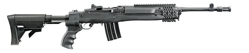 Ruger Carabina Mini Tactical 14