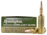 Remington Munizione Serie Short Action Ultra Magnum